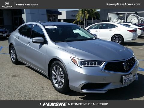 Used Acura TLX For Sale In San Diego CA Kearny Mesa Acura - Used acura tlx 2018
