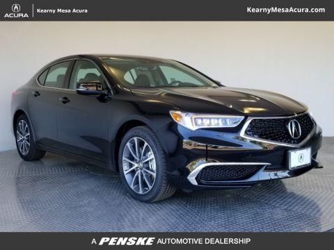 New Acura TLX 3.5 V-6 9-AT SH-AWD