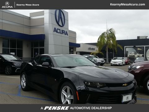 Used Chevrolet Camaro 2dr Coupe LT w/1LT