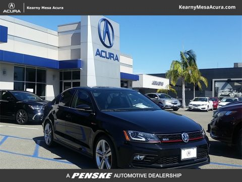 Used Volkswagen Jetta Sedan 2.0T GLI SEL PZEV 4dr Manual