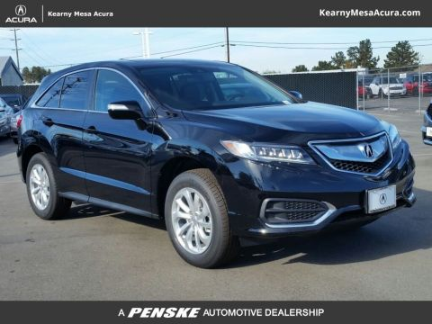 New Acura RDX with AcuraWatch Plus