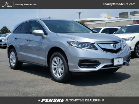 New Acura RDX with Technology Package