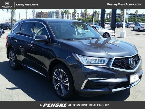 New 2019 Acura MDX TECH 6P ENTERTAINMENT