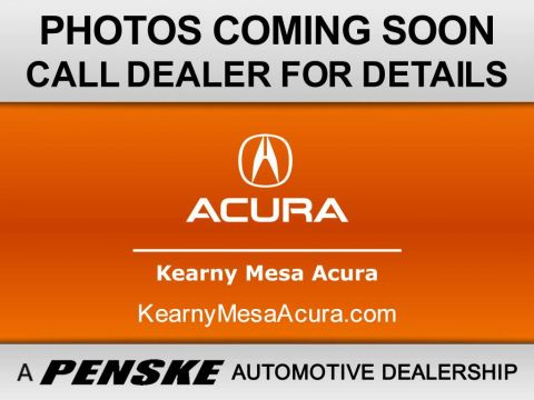 New Acura MDX with Advance Package