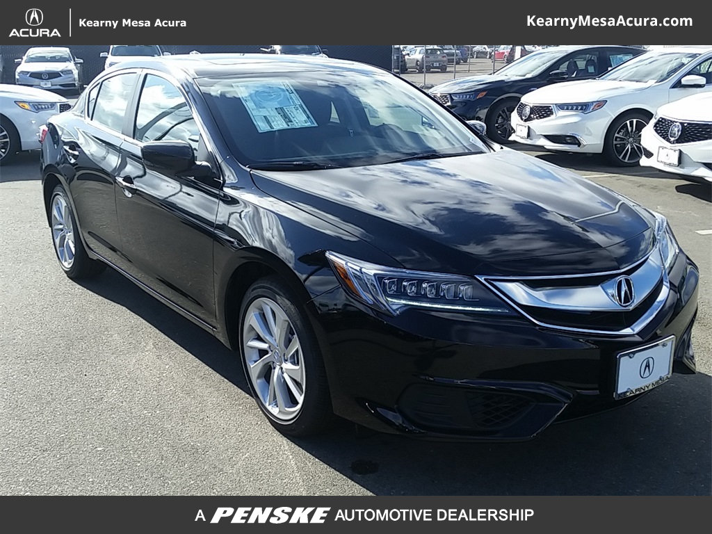 New 2018 Acura Ilx With Acurawatch Plus