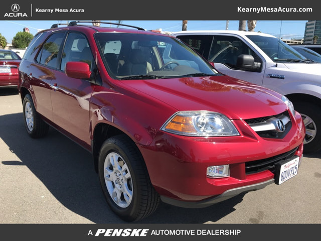 Pre-Owned 2004 Acura MDX 4dr SUV Touring Pkg