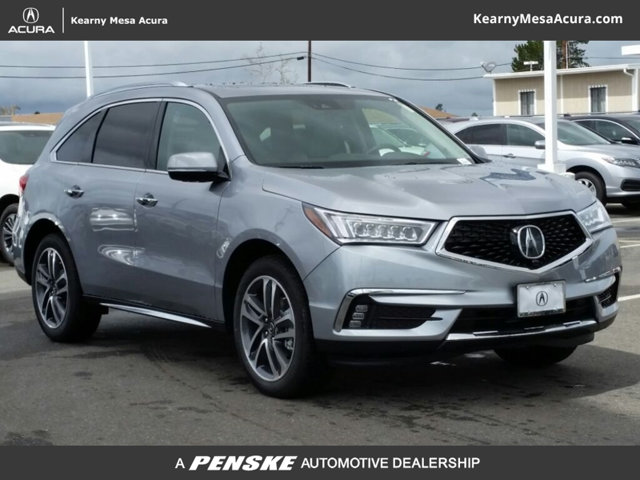 new 2017 acura mdx with advance package suv in san diego 65812 kearny mesa acura. Black Bedroom Furniture Sets. Home Design Ideas