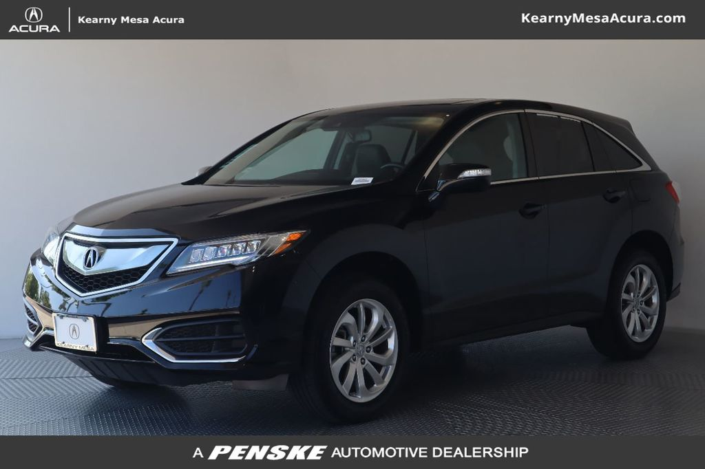 Pre-Owned 2017 Acura RDX FWD Technology/AcuraWatch Plus Pkg