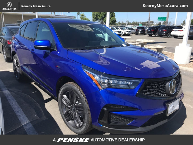 Kearny Mesa Acura >> New 2020 Acura RDX with A-Spec Package SUV in San Diego ...