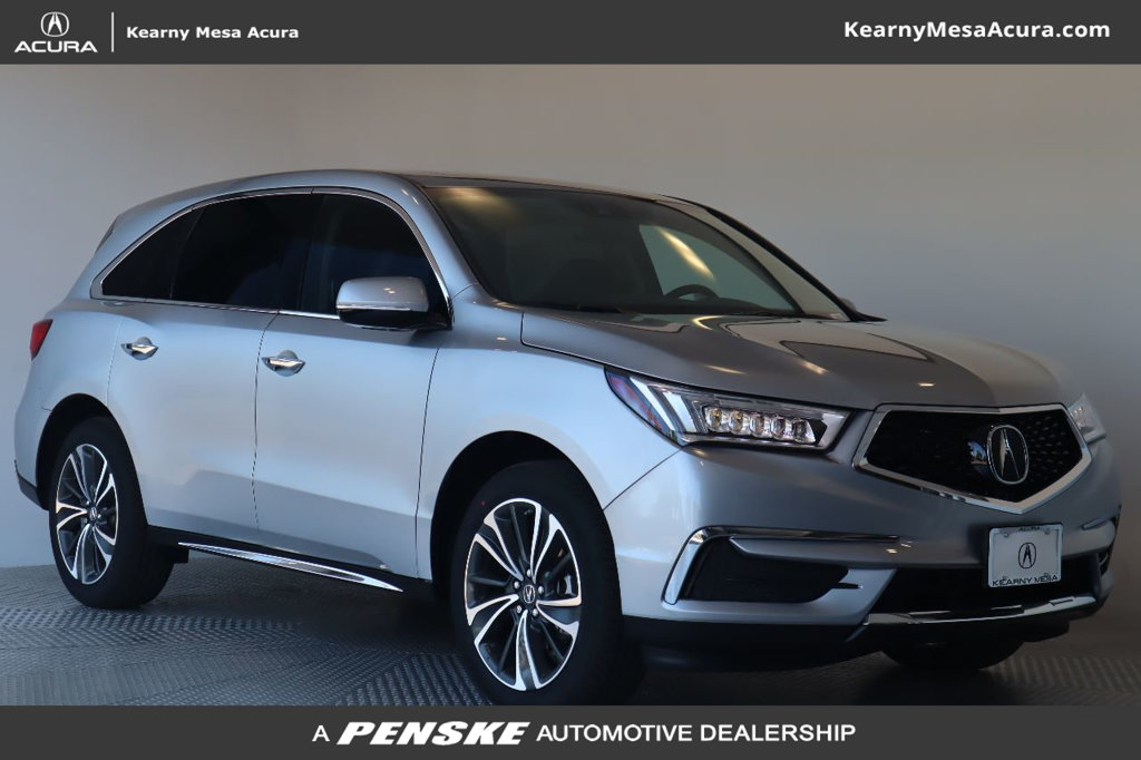 Kearny Mesa Acura >> New 2020 Acura MDX SH-AWD with Technology Package SUV in ...