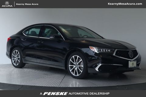 New 2019 Acura TLX FWD V6