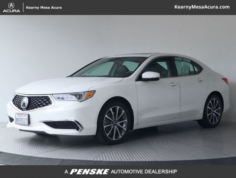 Certified Pre-Owned 2019 Acura TLX 3.5 V-6 9-AT SH-AWD