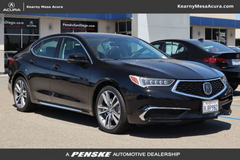 Certified Pre-Owned 2019 Acura TLX 3.5 V-6 9-AT SH-AWD with Technology Package