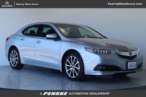 Pre-Owned 2015 Acura TLX 4dr Sedan SH-AWD V6 Advance