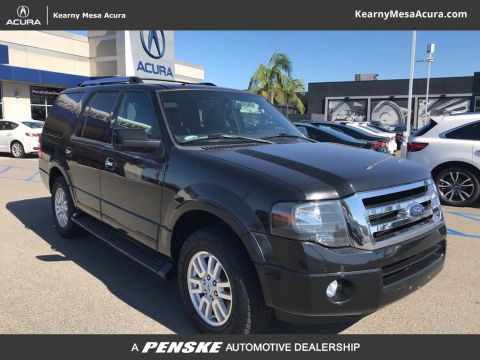 Pre-Owned 2014 Ford Expedition 2WD 4dr Limited