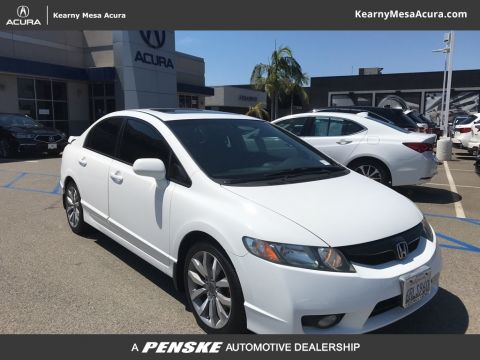 Pre-Owned 2011 Honda Civic Sedan Si