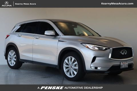 Pre-Owned 2019 INFINITI QX50 PURE FWD