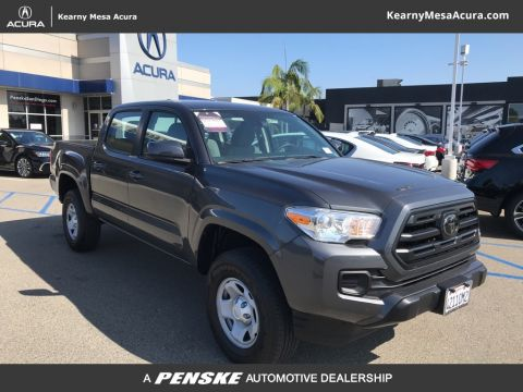 Pre-Owned 2018 Toyota Tacoma SR5 Double Cab 5' Bed V6 4x4 Automatic