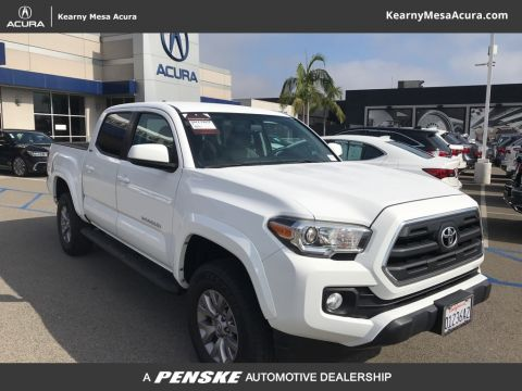 Pre-Owned 2016 Toyota Tacoma SR5 Double Cab 2WD V6 Automatic