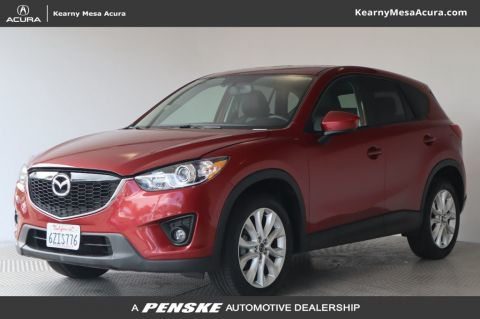 Pre-Owned 2013 Mazda CX-5 FWD 4dr Automatic Grand Touring