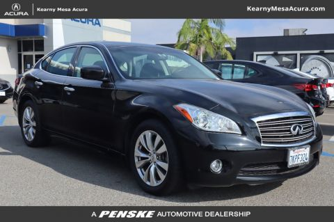 Pre-Owned 2013 INFINITI M37 4dr Sedan RWD