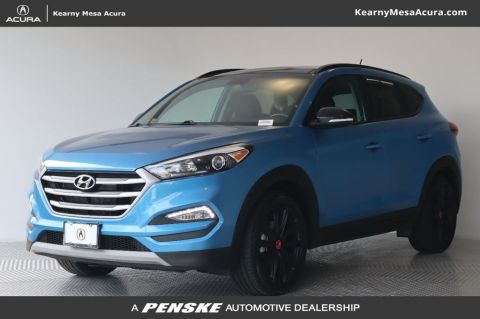 Pre-Owned 2017 Hyundai Tucson Night FWD