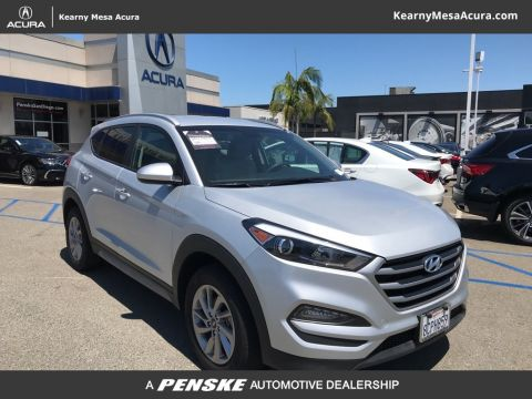 Pre-Owned 2018 Hyundai Tucson SEL FWD